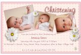 Sample Baptismal Invitation Card Designs Christening Invitation Cards Christening Invitation