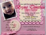 Sample Baptismal Invitation Cards Baptism Invitation Card Baptism Invitation Card Maker