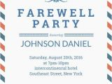 Sample Going Away Party Invitation Farewell Party Invitation 429×600