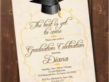 Sample Invitation Card for Graduation Ceremony 76 Invitation Card Example Free Sample Example format