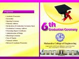 Sample Invitation Card for Graduation Ceremony Sample Invitation Card for Graduation Ceremony Images