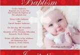 Sample Invitation for Baptism Baptism Invitation Wording Samples Wordings and Messages