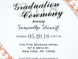 Sample Invitation Letter for Graduation Ceremony 69 Sample Invitation Cards Free Premium Templates