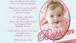 Sample Message for Baptism Invitation Baptism Invitation Wording Samples Wordings and Messages