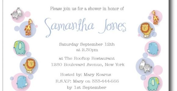 Sample Of Baby Shower Invitation Wording Baby Shower Invitation Wording Wedding Invitations Ideas