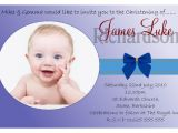 Sample Of Baptismal Invitation Card Baptism Invitation Baptism Invitation Card New