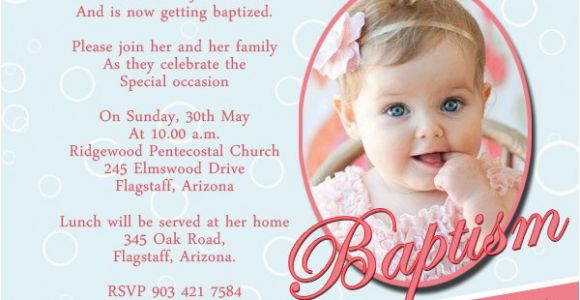 Sample Of Invitation Card for Baptism Baptism Invitation Wording Samples Wordings and Messages