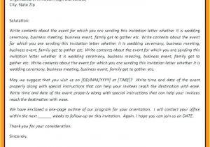 Sample Of Invitation Letter for Christmas Party Sample Letter Invitation Xmas Party Gallery Invitation
