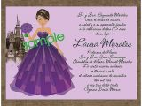 Sample Quinceanera Invitations Baby Shower Invitation Best Of Spanish Baby Shower