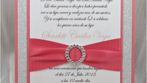 Sample Quinceanera Invitations Quinceanera Invitations Free Sample Quinceanera