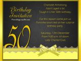 Sample Wording for 50th Birthday Party Invitation 50th Birthday Invitation Wording Samples Wordings and