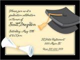 Samples Of Graduation Invitation Cards 43 Printable Graduation Invitations Free Premium