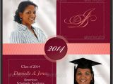 Samples Of Graduation Invitation Cards 7 Graduation Invitation Templates