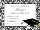 Samples Of Graduation Invitation Cards Graduation Invitations Invitation Card for Graduation