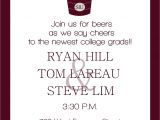 Samples Of Graduation Party Invitations Invitation Card for Graduation Party Invitation for