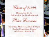 Samples Of Graduation Party Invitations Sample Graduation Announcement Wording Homeschool