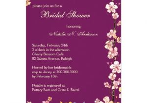 Sangria Color Wedding Invitations Sangria Love Birds Floral Bridal Shower Invitation 5 Quot X 7
