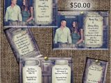 Save the Date and Wedding Invitation Packages Rustic Wedding Invitation Package Save the Date Invitation
