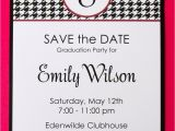 Save the Date Graduation Invitations 1000 Images About Save the Dates On Pinterest Date