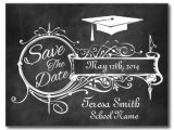 Save the Date Graduation Invitations 76 Best Chalkboard Save the Date Images On Pinterest