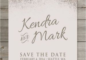 Save the Date Vs Wedding Invitations Save the Date Cards Wedding Invitation Wording Chwv