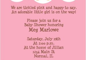 Sayings for Baby Shower Invites Quotes for Girls Baby Shower Quotesgram