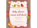 Scrapbook Baby Shower Invitations Items Similar to Baby Shower Invitation Scrapbook Style