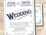 Scroll Wedding Invitations with Rsvp Cards Vintage Scroll Poster Vintage Rustic Wedding Invitation and