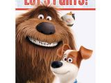 Secret Life Of Pets Party Invitations the Secret Life Of Pets Party Ideas Goody Guidesgoody Guides