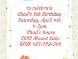 Send Party Invitations Online 10 Party Invitation Templates Freecreatives