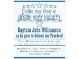 Send Party Invitations Online Military Homecoming Invitations Invitations 4 U