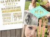 Senior Graduation Invitations 2015 2015 Tribal Senior Graduation Announcement by