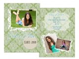 Senior Graduation Invitations 2015 Senior Graduation Announcements for St Paul High School