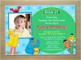 Sesame Street Customized Birthday Invitations Unavailable Listing On Etsy