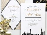 Sex and the City Bridal Shower Invitations and the City Bridal Shower Invitations Sempak