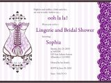 Sexy Bridal Shower Invitations Bridal Shower Invitations Easyday