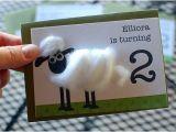 Shaun the Sheep Birthday Party Invitations Shaun the Sheep Birthday Party Invitations Lijicinu
