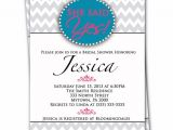 She Said Yes Bridal Shower Invitations Items Similar to She Said Yes Bridal Shower Invitation
