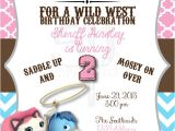 Sheriff Callie Party Invitations Sheriff Callie Birthday Invitation Listing for 40