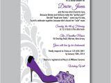 Shoe Bridal Shower Invitations Printable Diy Shoe theme Bridal Shower by Cupcakegraphics1