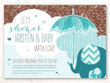 Showered with Love Baby Shower Invitations Unavailable Listing On Etsy