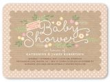 Shutterfly Baby Girl Shower Invitations Lovely Scallop Girl 5×7 Custom Baby Shower Invitations