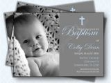 Simple Baptism Invitations Beautiful and Simple Baptism Invitations with Picture
