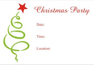 Simple Christmas Party Invitations Invitation Template Simple Mangdienthoai Com