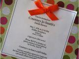 Simple Homemade Bridal Shower Invitations Utah County Mom Easy Handmade Bridal Shower Invitation