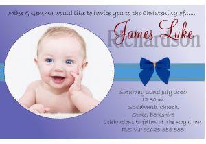 Simple Message for Baptism Invitation Baptism Invitation Card Messages