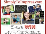 Simply to Impress Graduation Invitations Graduation Announcements with Simplytoimpress Com Giveaway