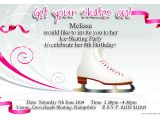 Skating Party Invitations Free Printables Best S Of Ice Skating Party Invitation Templates