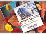 Ski Pass Wedding Invitations aspen Ski Pass Save the Date