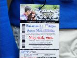 Ski Pass Wedding Invitations Ski Pass Lift Ticket Wedding Invitations to Lakeview